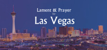 Lament & Prayer for Las Vegas