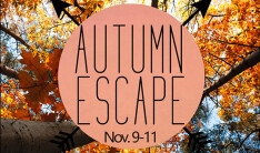 Autumn Escape - Nov 9 2018 5:00 PM