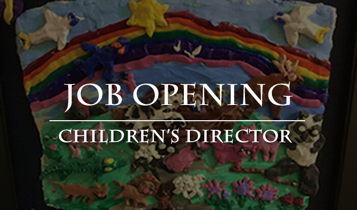 Children's Director Opening