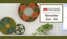 Ten Thousand Villages - Nov 2 2018