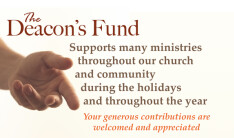 Deacons' Fund