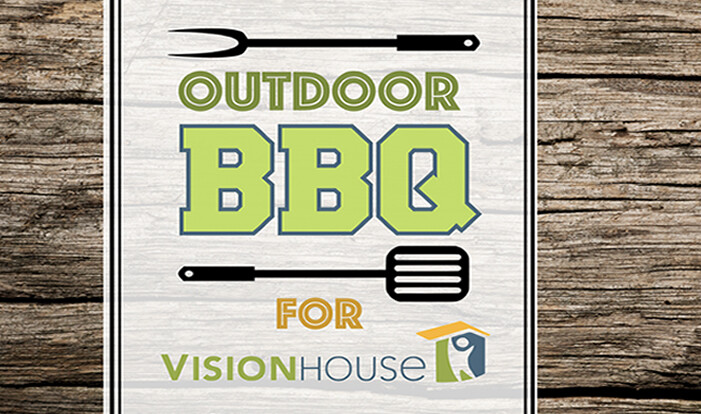Vision House BBQ - Jan 27 2019 1:00 PM