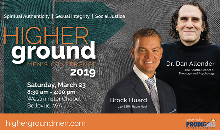 Higher Ground Men's Conference - Mar 23 2019 8:30 AM