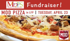 MOPS Fundraiser - Apr 23 2019 10:30 AM