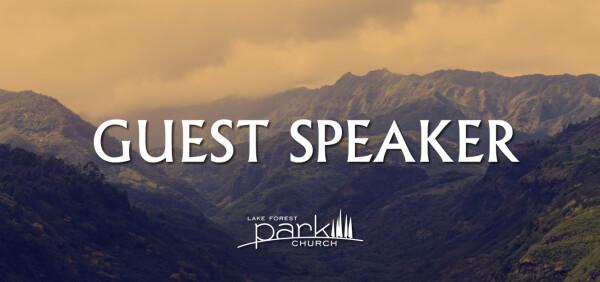 Series: Guest Speaker