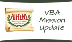 Athens VBA Mission