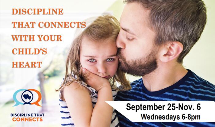 Discipline that Connects  - Sep 25 2019 6:00 PM
