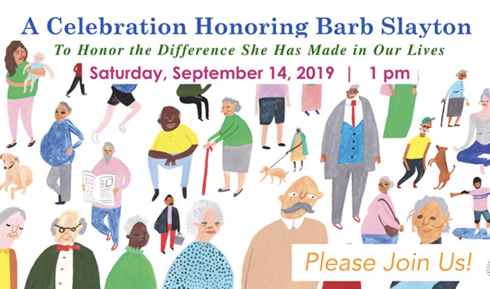 Barb Slayton Celebration