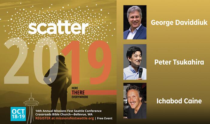 Mission Fest: Scatter 2019 - Oct 18 2019