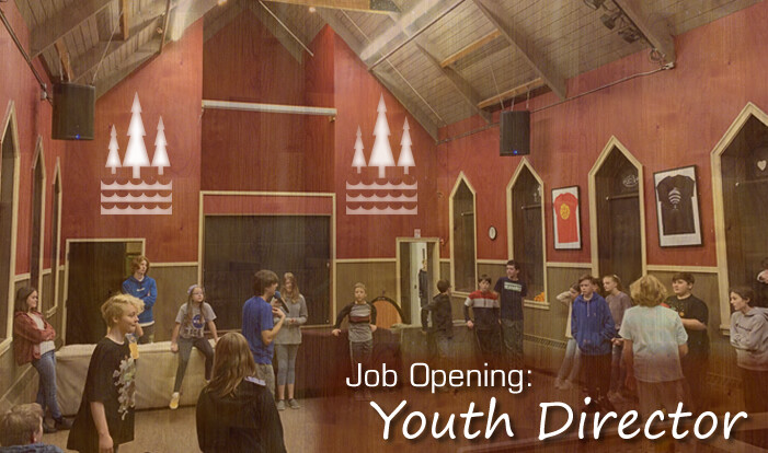 Job Opening: Youth Director