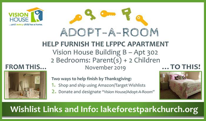 Adopt-A-Room