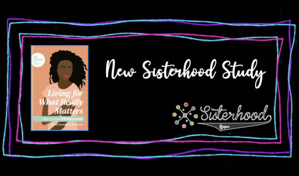Sisterhood - New Bible Study Groups